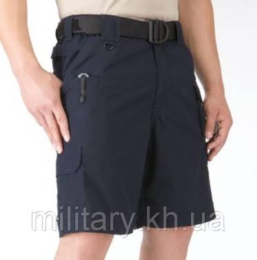 "Шорти тактичні ""5.11 Tactical Taclite Pro Shorts"" Dark Navy"