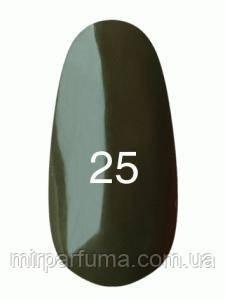 Гель лак KODI №025 темно-ореховый матовый 12 мл