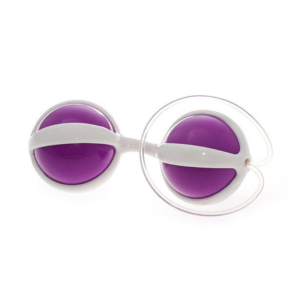 Love Balls — 35mm diameter. Pink