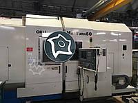 Токарно-фрезерный станок с ЧПУ с Y-осью Okuma Mac Turn 50-ID10639