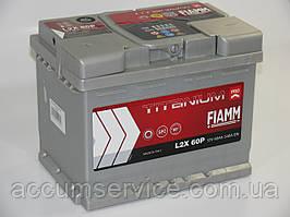 Акумулятор FIAMM TITANIUM PRO L2X 60P
