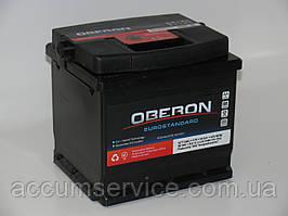 Акумулятор Oberon Euro Std 6СТ-50 А1 Евро