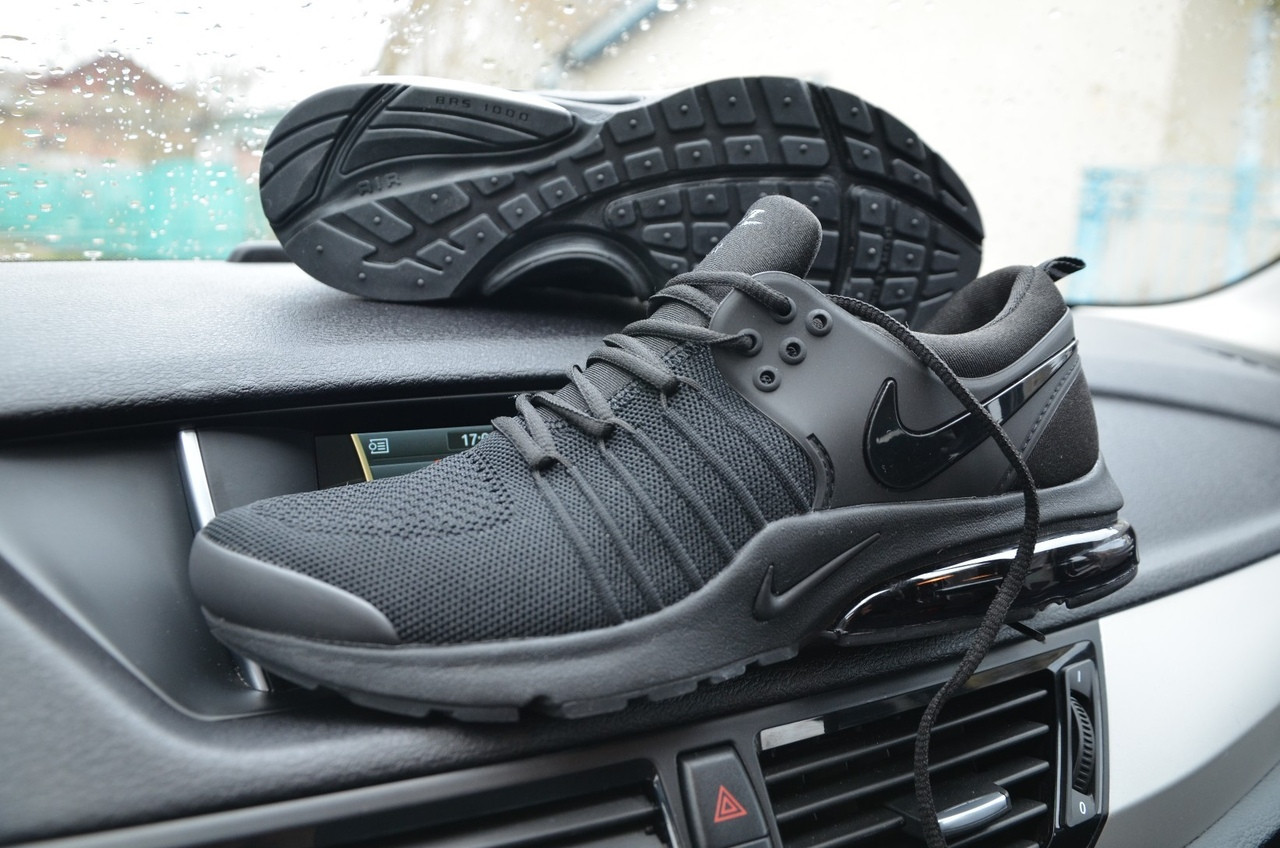 """Кроссовки Nike Air Presto """"Черные"""""""