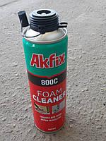 Смывка для монтажной пены Akfix 800C