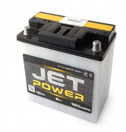 Мото аккумулятор Jet Power 3мтс 18 С