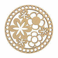 Круглое донышко для вязанных корзин Shasheltoys (100108)