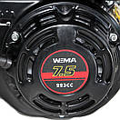 Двигатель бензиновый Weima W230F-S NEW ЕВРО 5 (7,5 л.с., шпонка, 20 мм), фото 5