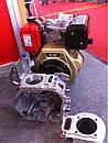 Двигатель дизельный Weima WM186FBE (вал под шпонку) 9.5 л.с. съёмный цилиндр, фото 5
