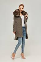Стильное зимнее пальто, фото 1