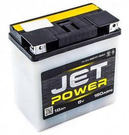 Мото аккумулятор Jet Power 3мтс 18 СП
