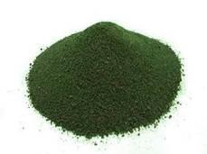 Пигмент краситель для садовых дорожек Зеленый