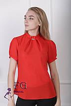 Блузка с коротким рукавом «Агата»: Распродажа, фото 2