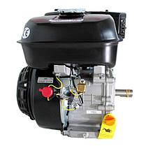 Двигатель бензиновый Weima W230F-S (7,5 л.с.,вал 20мм, шпонка, ЕВРО-5), фото 2