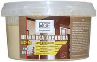 Шпаклівка акр.унів.д/дерева MGF-50сосна 0,9кг