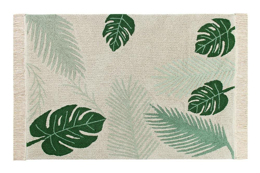 Ковер Lorena Canals Tropical 140 x 200 cm Green