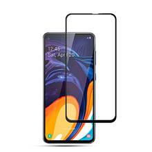 Защитное стекло OP Full cover для Samsung A606 A60 черный