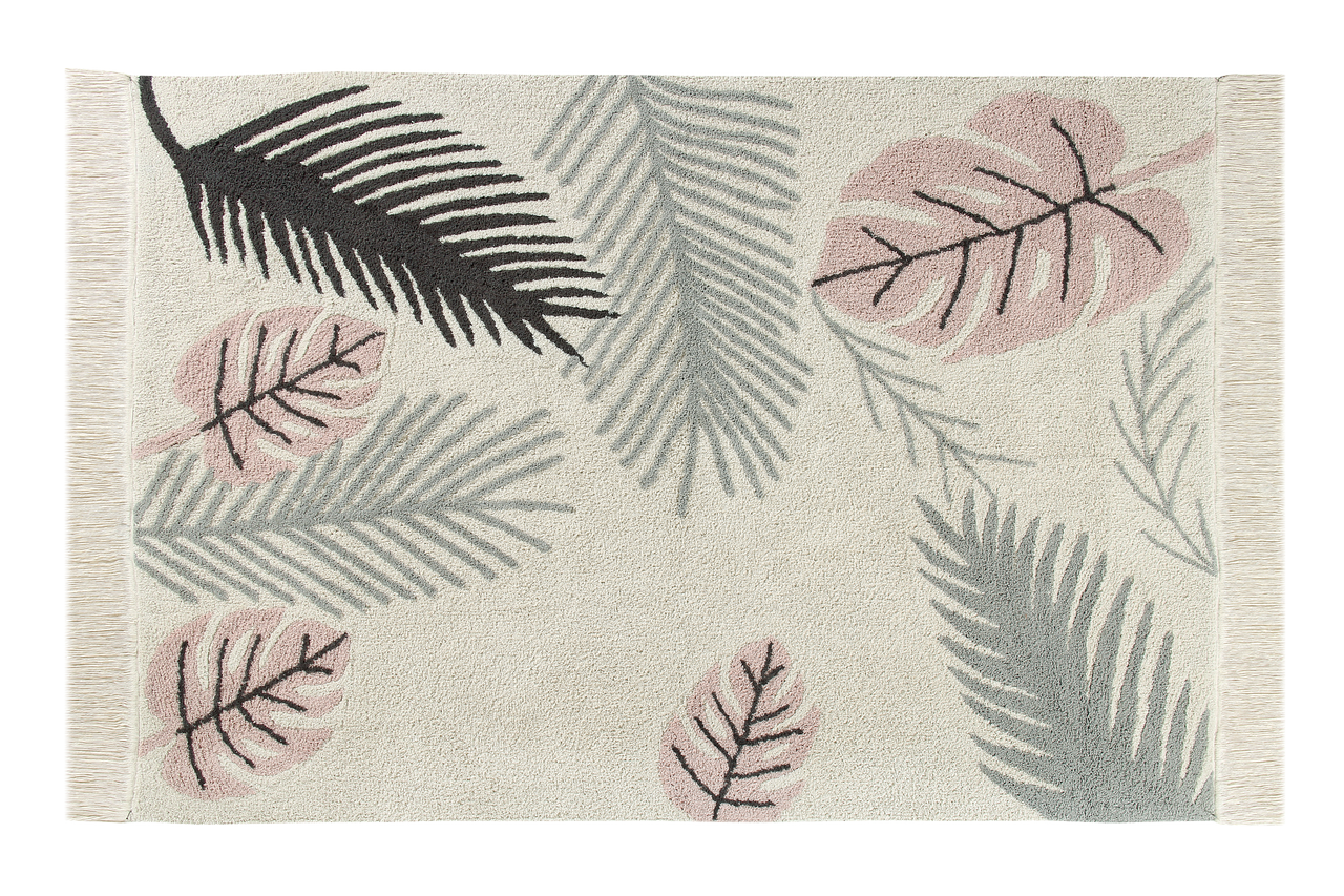 Ковер Lorena Canals Tropical 140 x 200 cm Pink