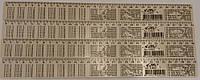 Лінійка пластикова 30см Таблиця Множення K-9052B Атл уп30