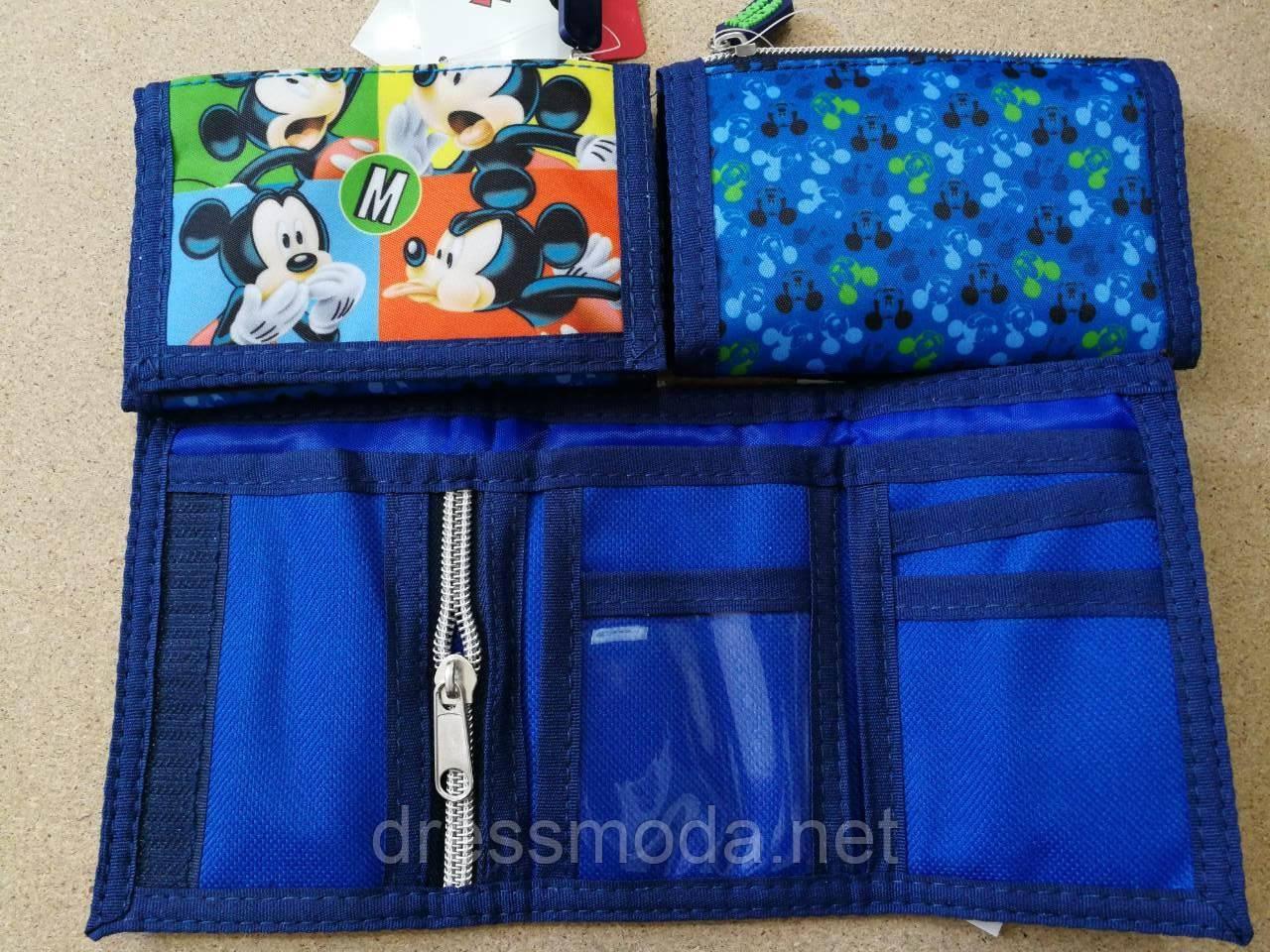 Кошелёк для  мальчиков  Mickey 26*12,5 см