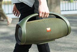 60 Вт! Огромная колонка JBL Boombox BIG (джб бумбокс)  беспроводная блютуз в стиле