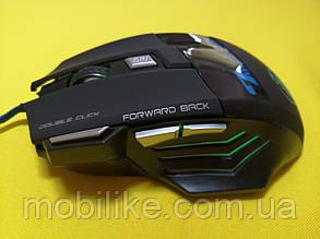 Игровая мышь iMICE X7 c подсветкой