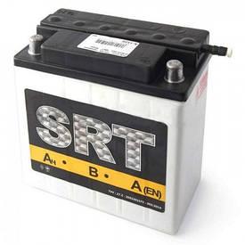 Мото аккумулятор SRT 3мтс 18 С