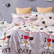 """1112 Подростковый набор постельного белья ранфорс ТМ """"Pretty"""""""