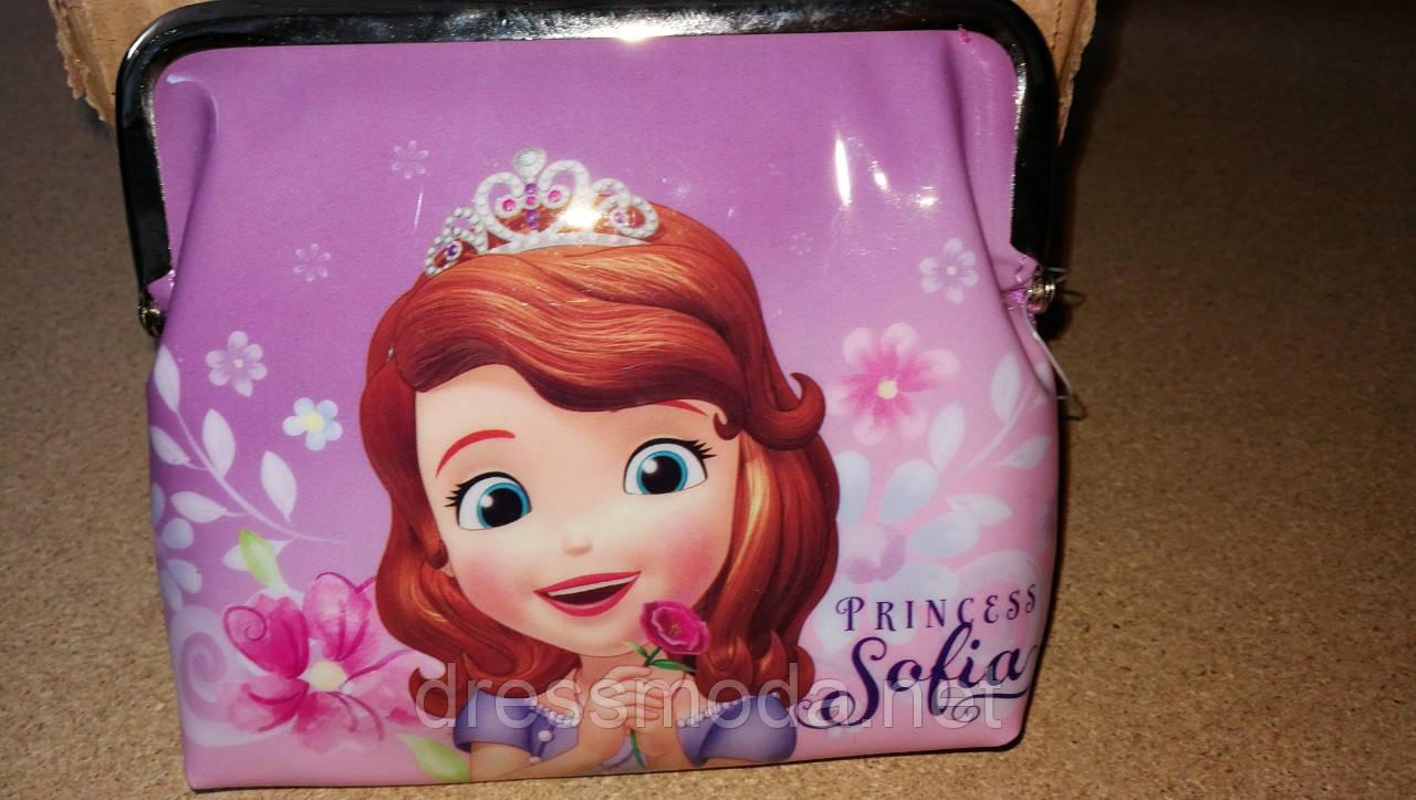 Кошелёк  для девочек Sofia от Disney