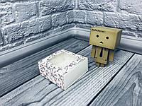*50 шт* / Коробка для пряников / 80х80х35 мм / печать-Сакур / окно-обычн / лк, фото 1