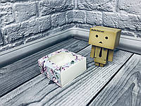 *50 шт* / Коробка для пряников / 80х80х35 мм / печать-Магнол / окно-обычн  / лк / цв, фото 1