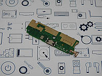 Нижняя плата Nomi i5031 EVO X1 Сервисный оригинал с разборки