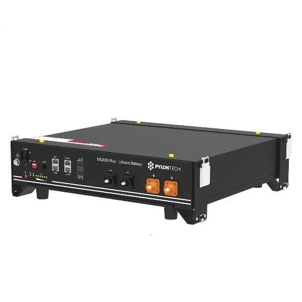 Литиевые аккумуляторы Pylontech 48 В, 50 А/2,4 кВт