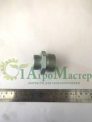 Штуцер НШ-50/100 Гидроузел S36 (М36х1.5-М30х1.5) гр.S41