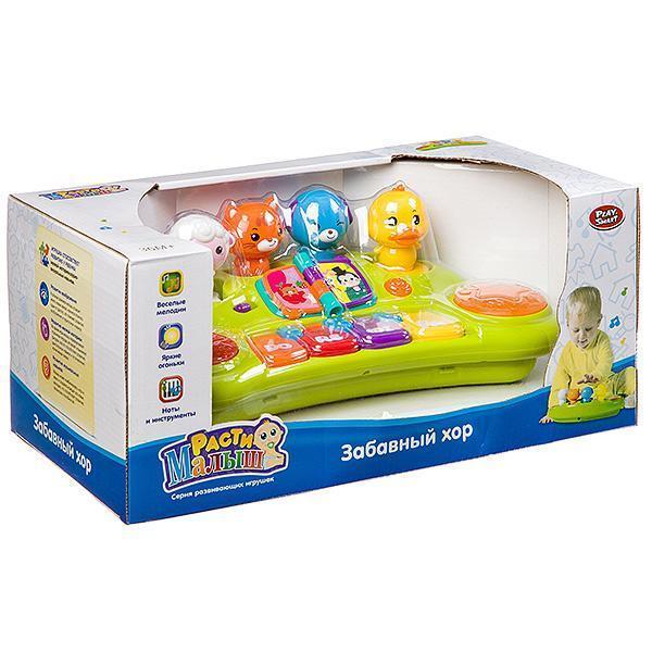 Музыкальная игрушка Забавный хор Расти малыш 7731 Play Smart
