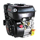 Двигун бензиновий Weima W230F-S NEW ЄВРО 5 (7,5 л. с., шпонка, 20 мм), фото 2