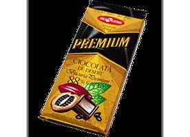 Молдавский горький шоколад BUCURIA PREMIUM 1/090 (88% CACAO) ТМ Букурия