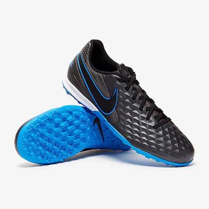 Сороконожки Nike Tiempo Legend 8 Academy TF AT6100-004 (Оригинал), фото 2