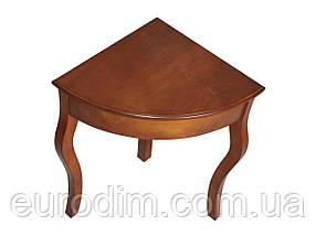 Угловой столик HR121 орех, фото 3