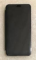 """Чехол книжка """"CLEAR VIEW ..."""" для Samsung Galaxy A7 2018 (A750) black, фото 2"""