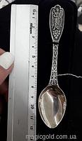 Серебряная ложка Ангел