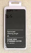 """Чохол книжка """"CLEAR VIEW..."""" для Samsung Galaxy A9 2018 (A920) black, фото 2"""