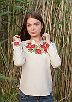 Женская блуза-вышивка (в размере S - 3XL), фото 1
