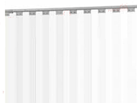 Прозрачная защитная полоса Cepro 300x2 мм