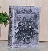 Книга-сейф Поезд  22см, фото 1