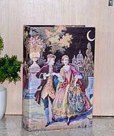 Книга-сейф Граф и Графиня 27см