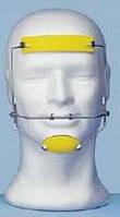 Лицевая маска универсальная реверсивная желтая Leone (Леоне) М0775-00G