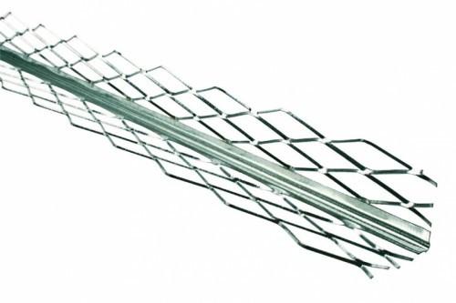 Угол для мокрой штукатурки 2,5м (25шт)