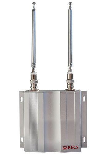 Ретранслятор для увеличения радиуса действия кнопок вызова официанта R-35T Recs USA