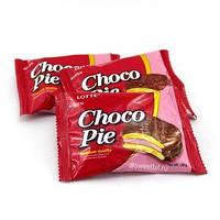 Choco Pie Lotte Strawberry 28 g