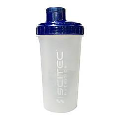Шейкер спортивный Scitec Nutrition Scitec Opaque Clear (700 мл)